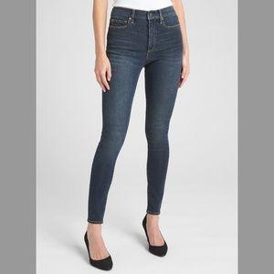 Soft Wear High Rise True Skinny Jeans